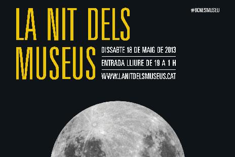 2013 Museum Night Poster.