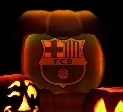 Halloween in Barcelona