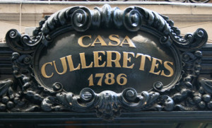 Can Cullaretes - The oldest restaurants of Barcelona