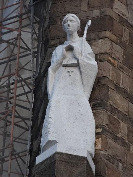 Sant Benet - Sagrada Familia