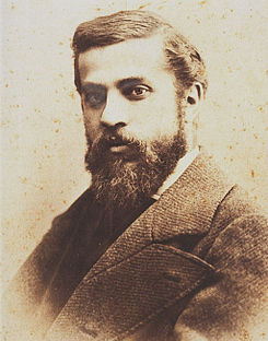 Antoni Gaudí (1878)