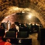Inside the Codorníu Cellars