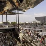Mercat dels Encants - the biggest flea market in Barcelona