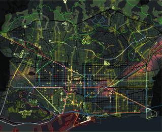 Pla Il.luminació de Barcelona