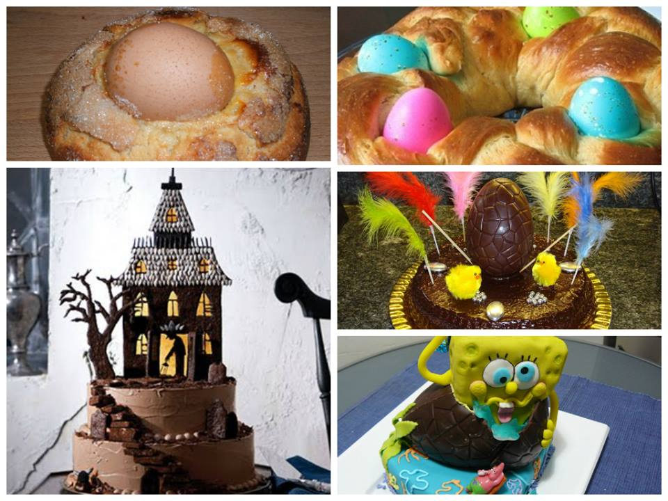 Types of Easter Mona