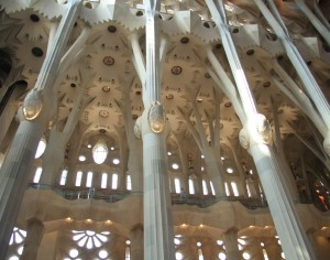 Barcelona in one day 3 - Sagrada Familia by Gaudi