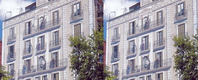 La mitgera dels balcons