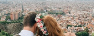Love is in the air in Barcelona and in our Daily Sightseeing Tours
