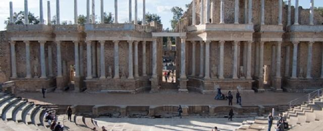 Anfiteatro de Merida