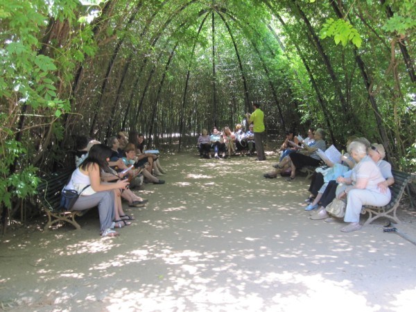 Parks of Barcelona - The best place to be in the hot summers of the city.