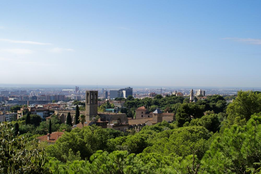 Oreneta Park incredible views