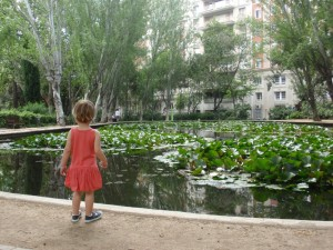 Turó Park - A quiet green lung in the middle of Barcelona