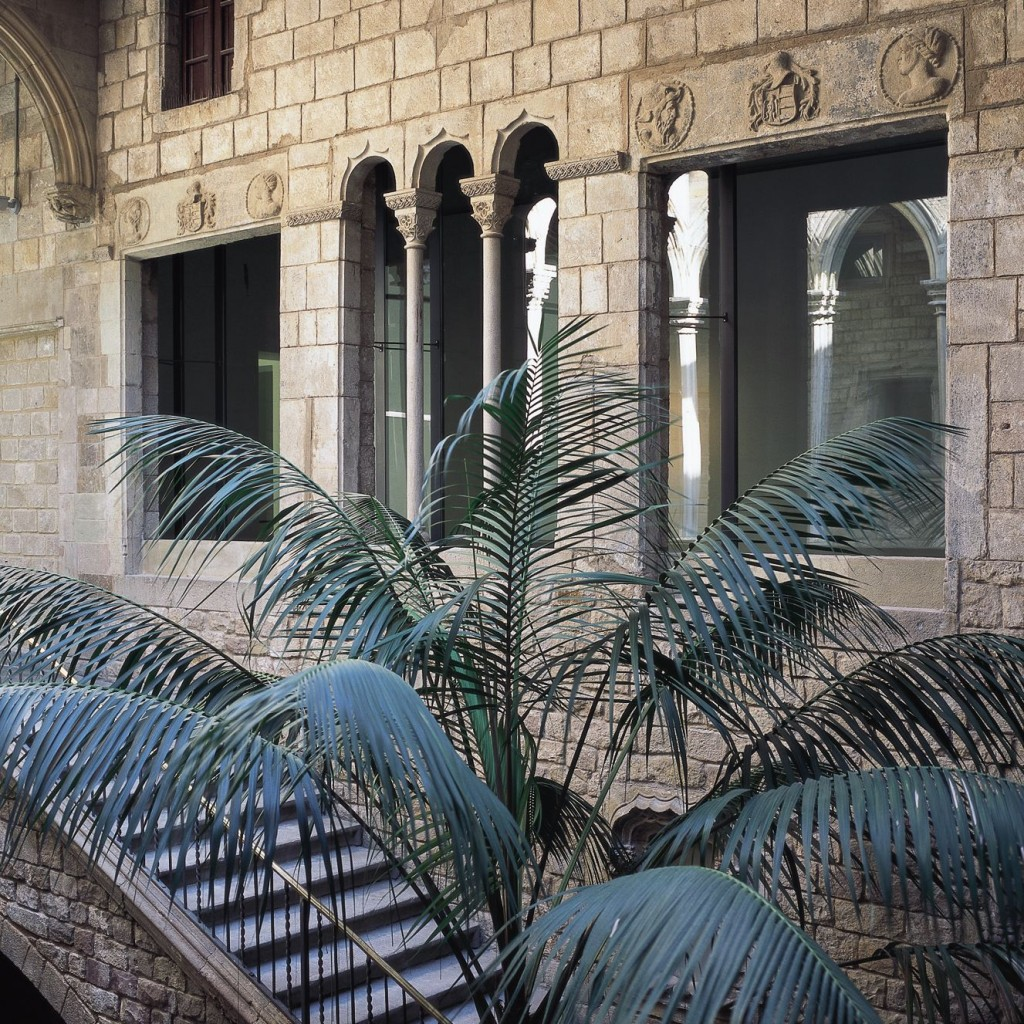Picasso Museum in Barcelona is housed in 5 Palaces