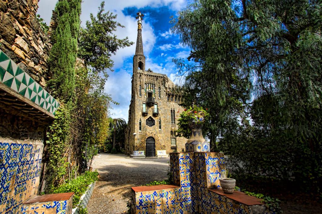Bellesguard-monuments-gaudí-Barcelona