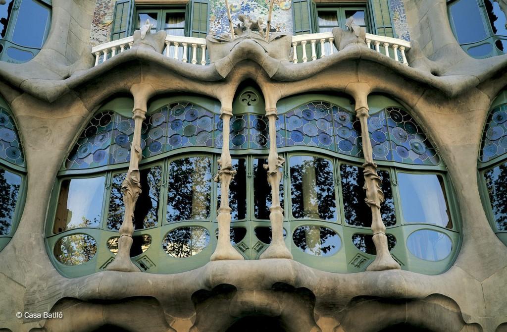 casa batllo-Gaudí monument barcelona