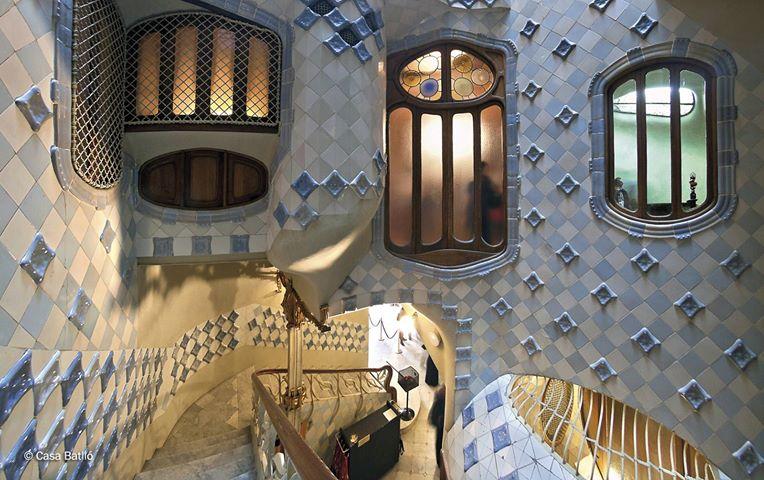 casa batllo-Gaudi-monuments-barcelona
