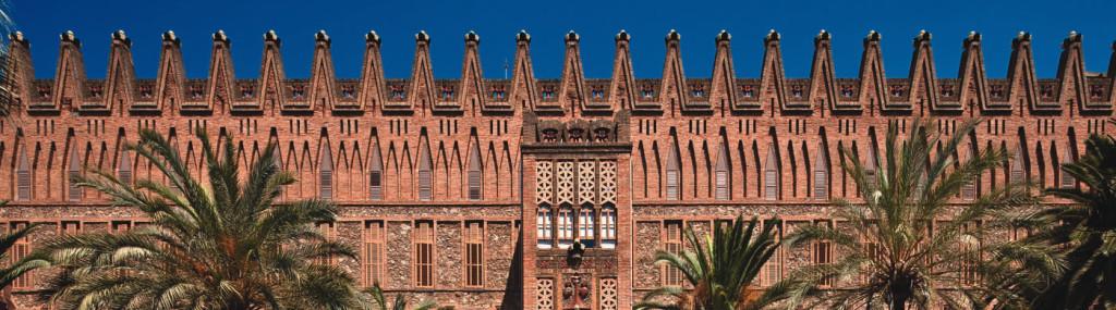 teresianas_exterior_gaudí_monuments_barcelona