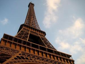 Tour Eiffel by Ekaterina Polischuk