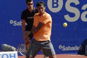 Rafa Nadal at Torneo Conde Godó
