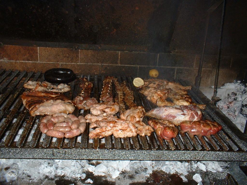 Spanish 'Parrillada'