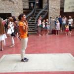 Dali Museum with tour guide Jessica