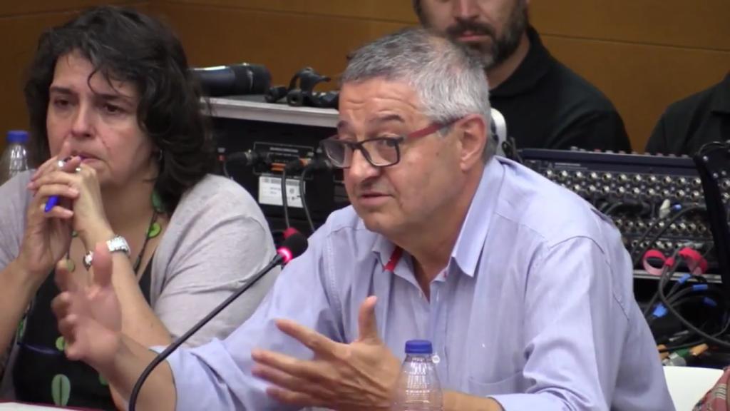 Joan Callís al Consell de Turisme i Ciutat