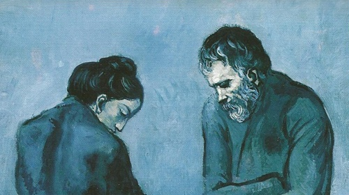 Picasso 'Blue paintings'