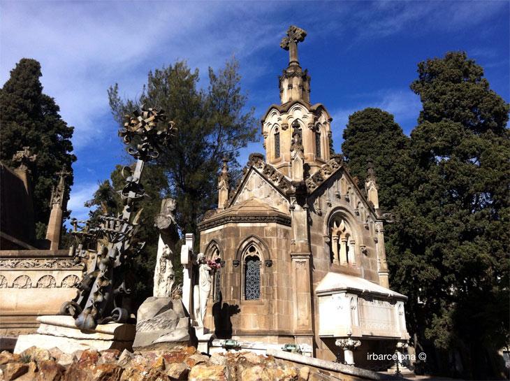 Cemetery Montjuic