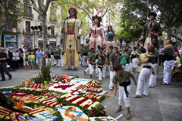 Diada Catalunya festival