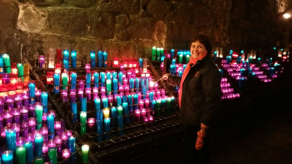 Candles to have luck in the lottery draw