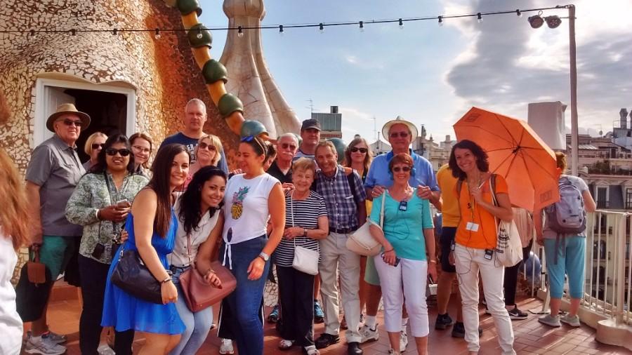 Exerceix de guia obtenint el carnet d'habilitació de guia turístic