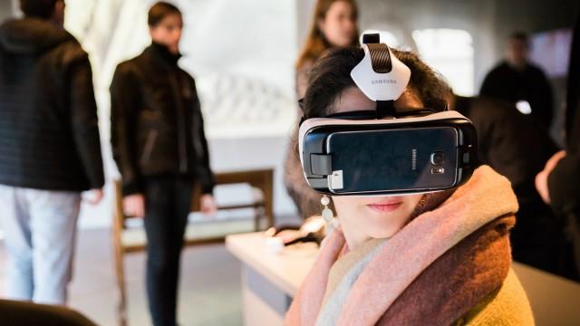 Gaudi Augmented Reality Tour