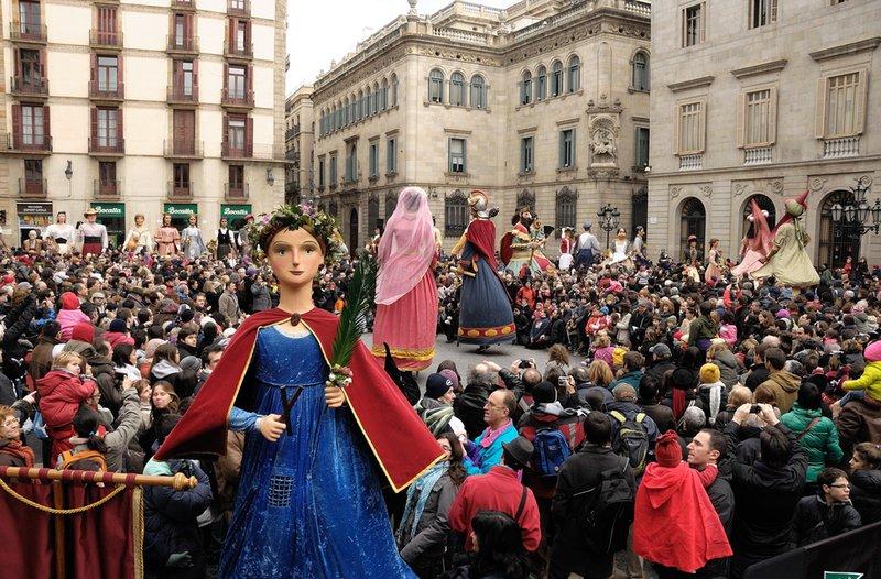 Festivity of Santa Eulalia