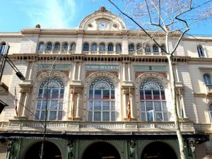 Gran Teatre del Liceu is on the Rambla
