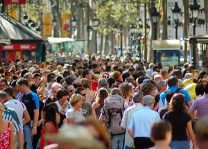 avoid pickpockets in la rambla