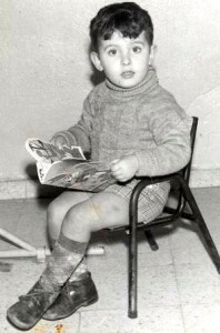 José Antonio Donaire de petit