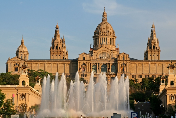 Barcelona Museums - MNAC National Palace