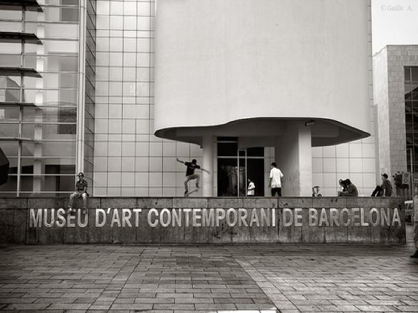 MACBA - Museu d'Art Contemporani de Barcelona