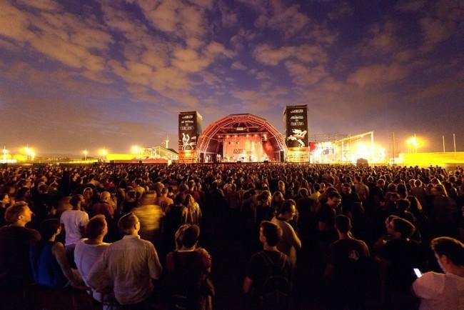Cruïlla festival atmosphere