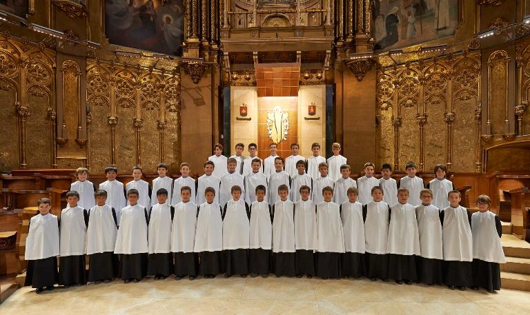 Escolania of Montserrat