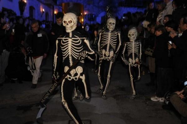 Dansa de la mort in Verges