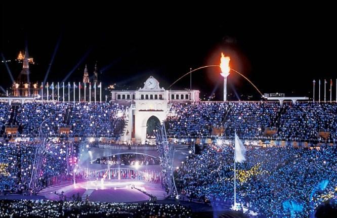 Olympic Games in Montjuïc, Barcelona