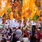 Festes de Gràcia in the street