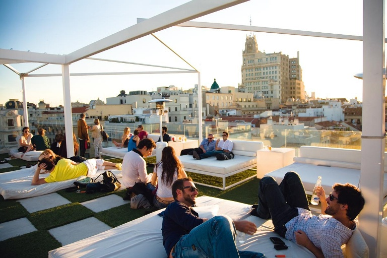 Warm Terraces For A Cool And Cold Winter In Barna What To