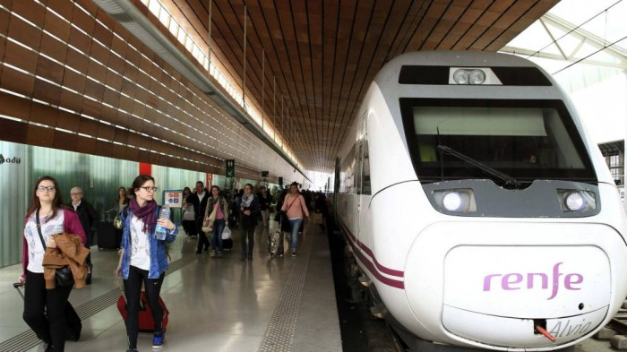 AVE, fast train to Girona and Figueres