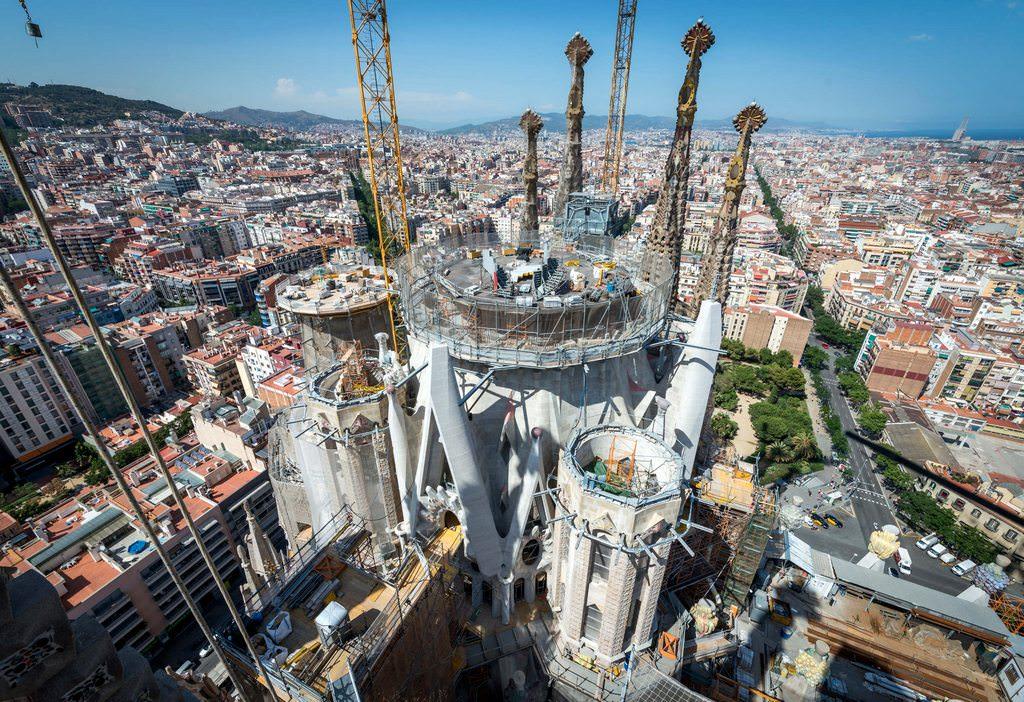 Curiosities about Sagrada Família in Barcelona