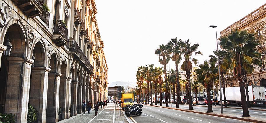 Barcelona for 60+ traveler