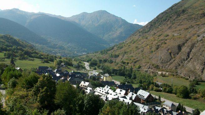 Val d'Aran view