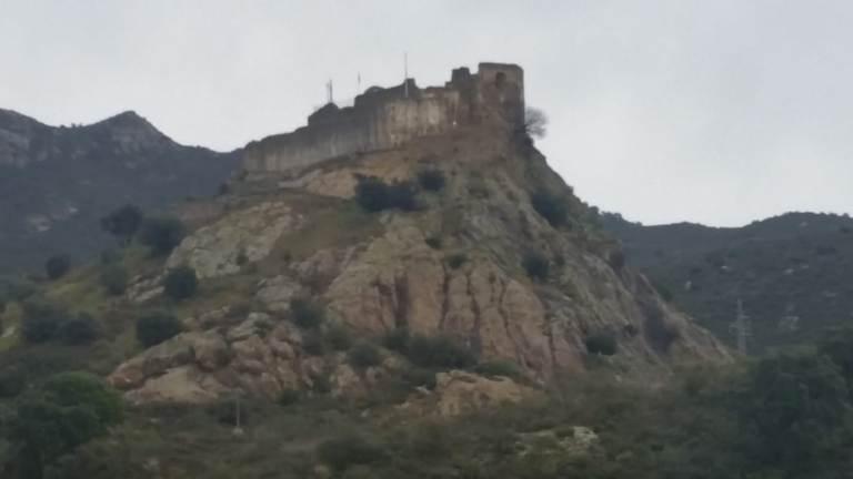 The Castle of Quermançó