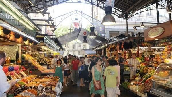 Market of La Boquería
